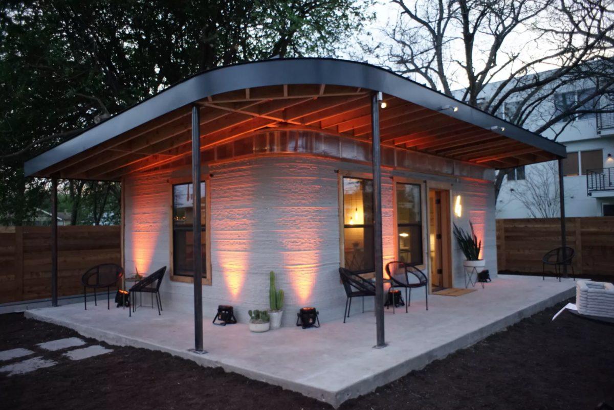 Costi Per Costruire Casa questa casa stampata in 3d costa solo 3200 euro