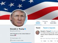 Twitter Donald Trum