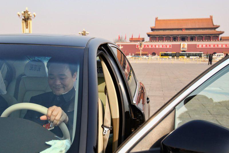 Li Shufu, miliardario cinese presidente del colosso automotive Geely