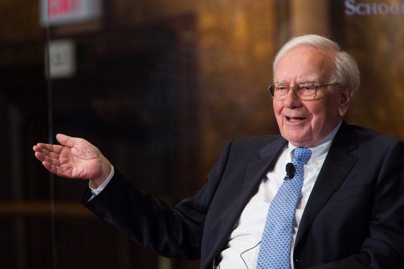 Warren Buffett e bershire Hathaway investimenti