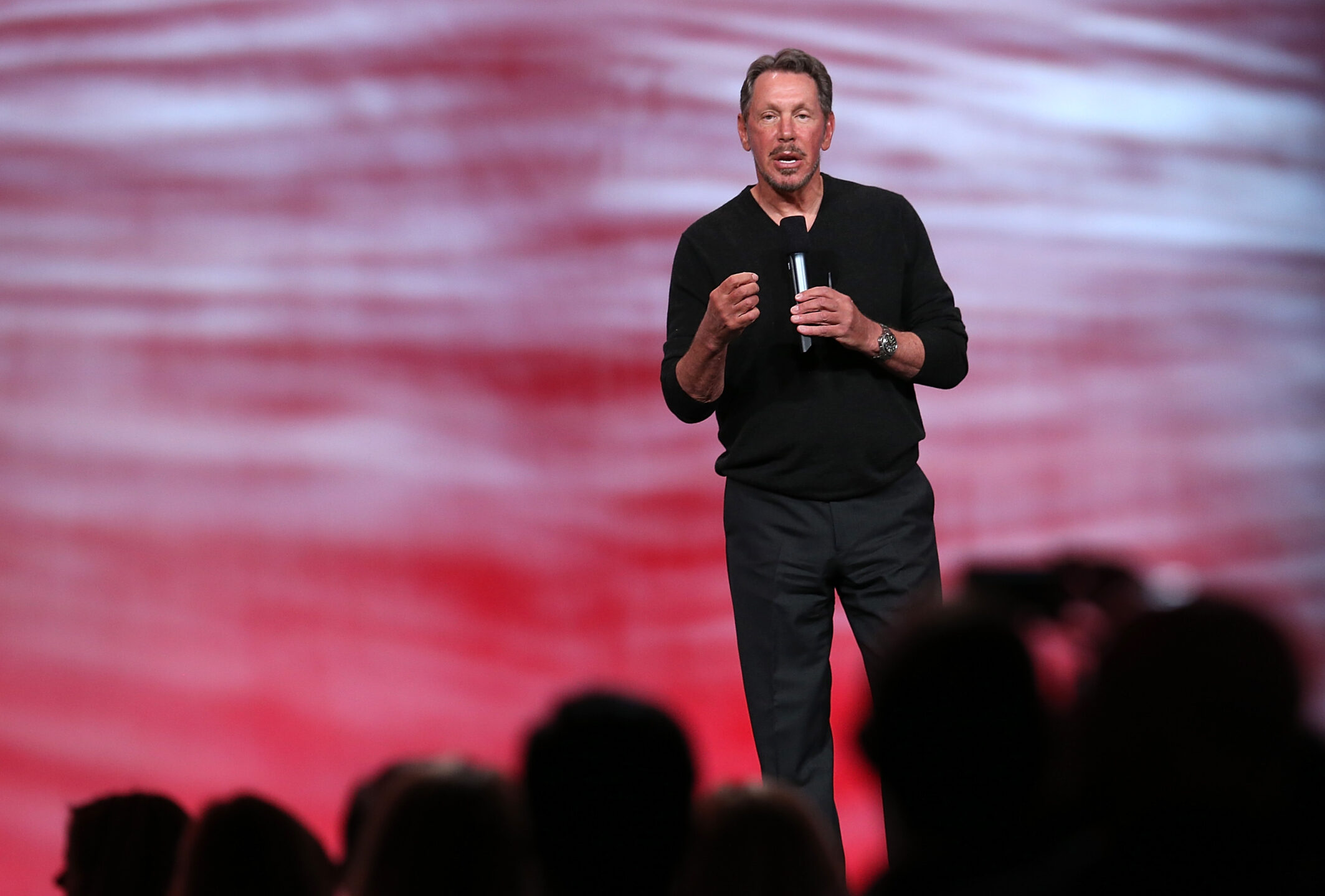 Larry Ellison, fondatore e ceo di Oracle