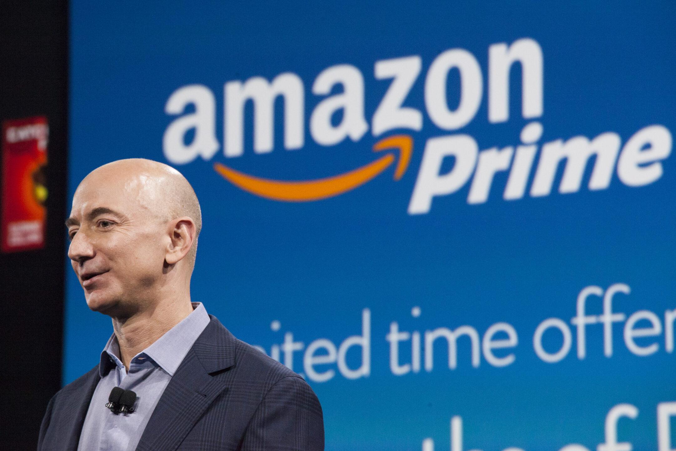 Jeff Bezos - Amazon Prime Day
