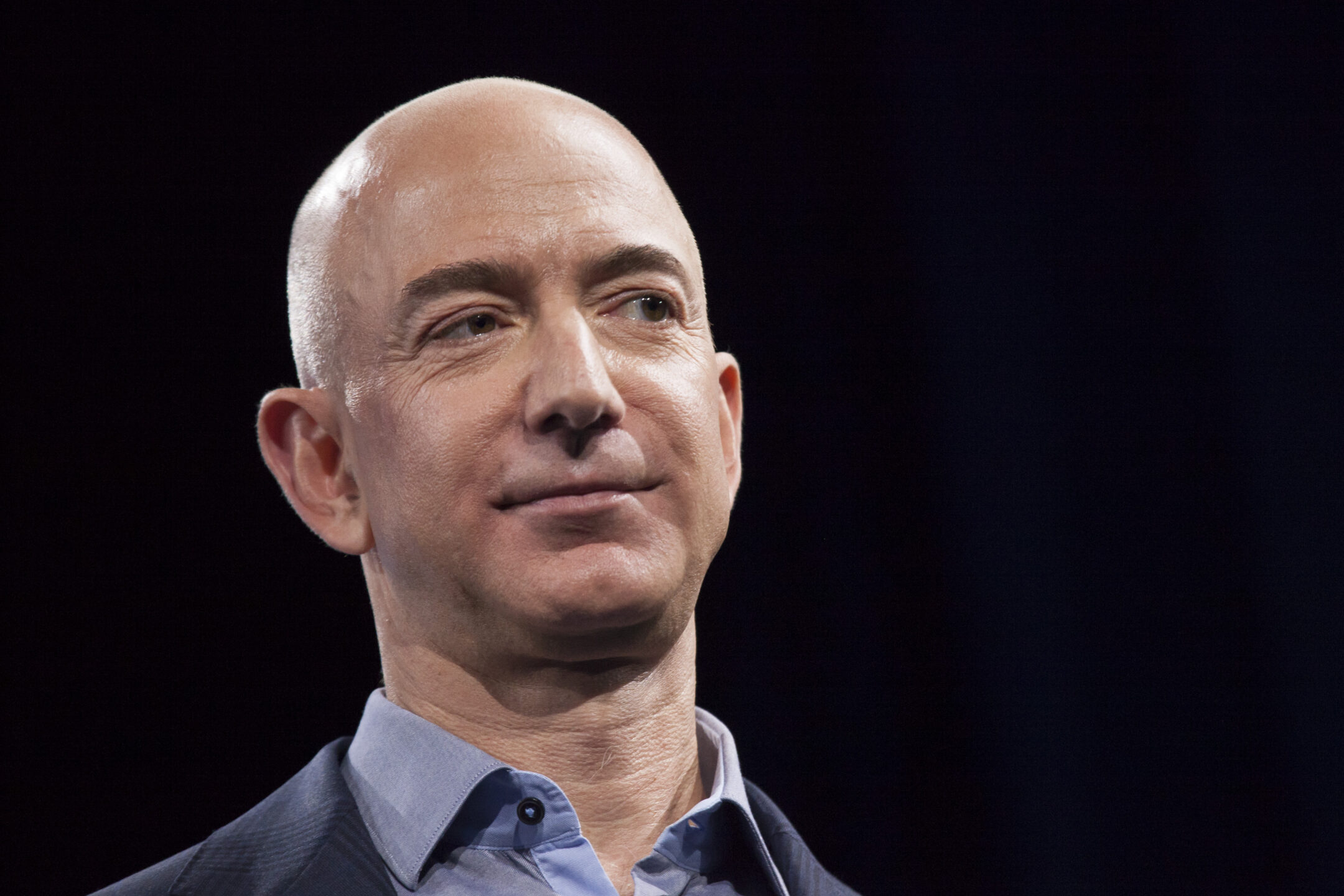 Jeff Bezos Amazon Prime Video