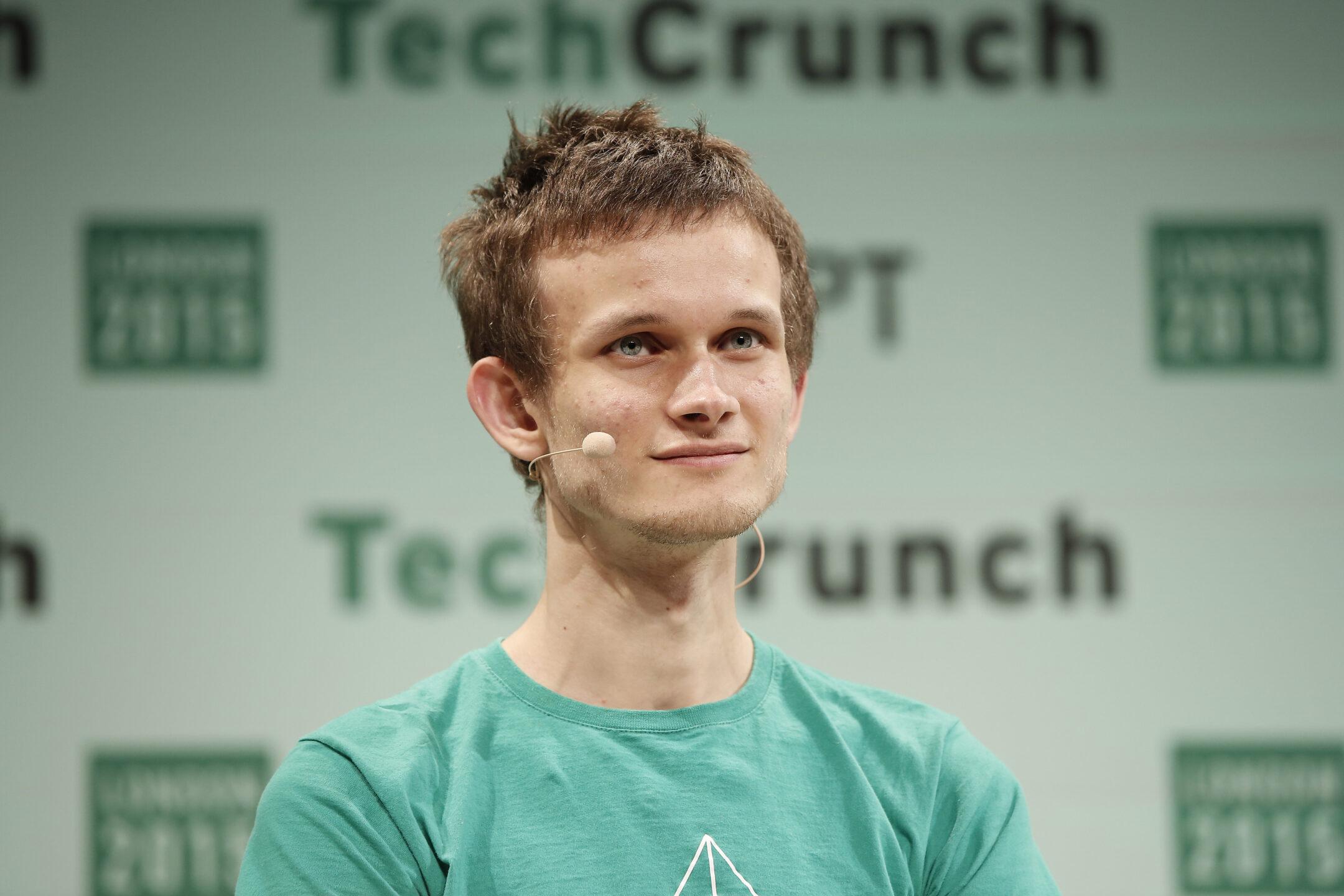 Vitalik Buterin, co-fondatore di Ethereum