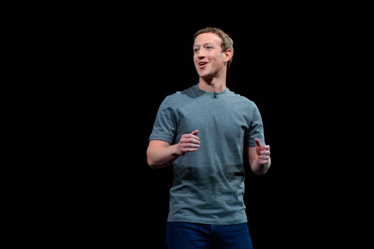 Mark Zuckerberg ceo di Facebook