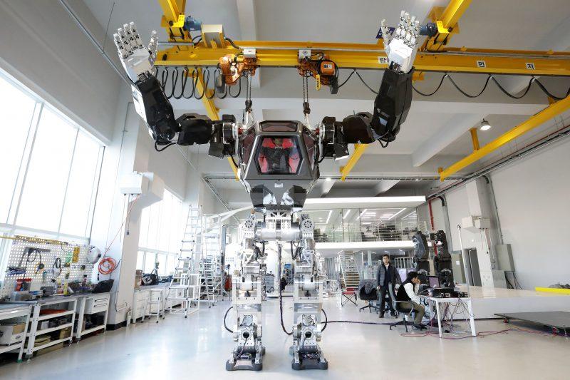 Robot e lavoro