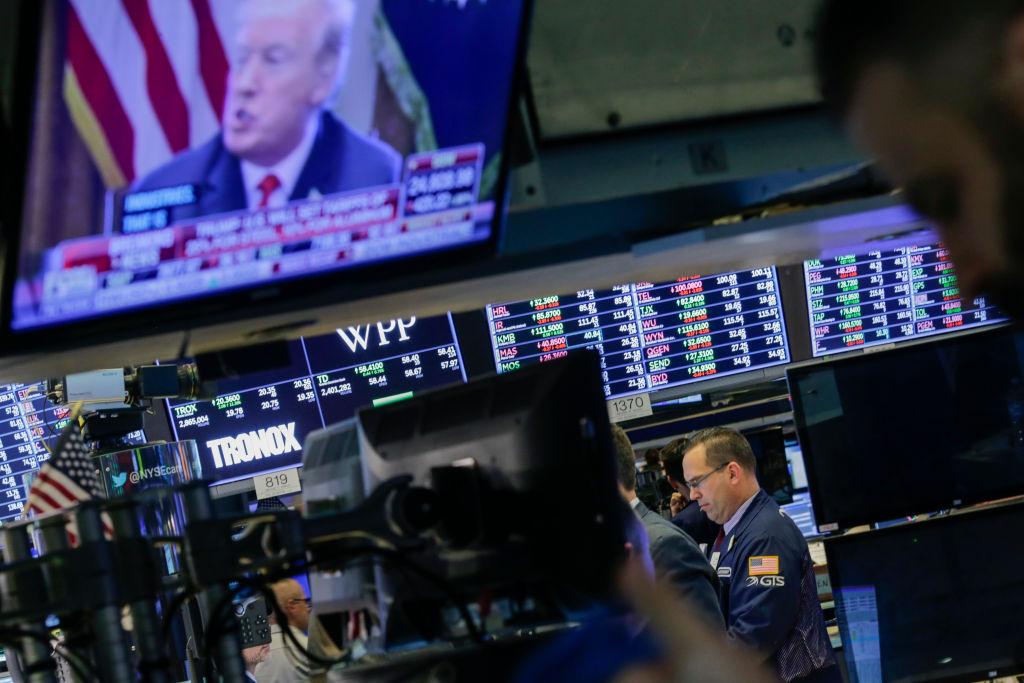 Il floor del Nyse (goldman sachs azioni 2020)