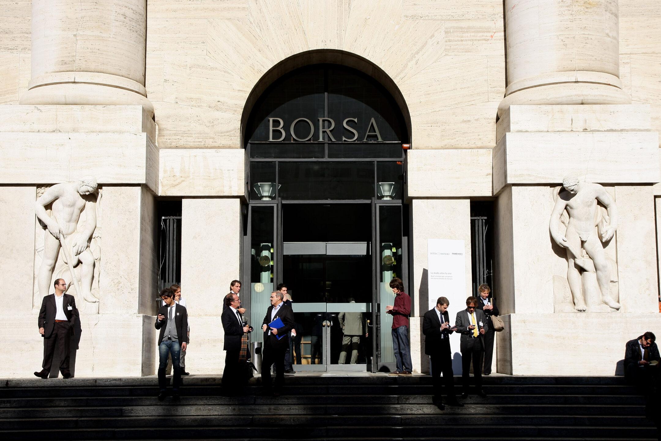 db011af7b1 Nexi sbarca a Piazza Affari: tutti pronti per la quotazione in Borsa  dell'anno