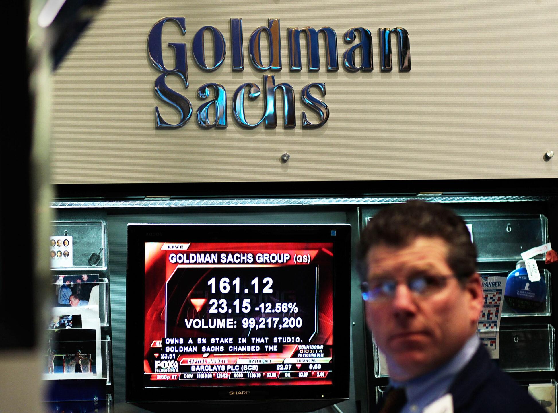 goldman sachs previsioni 2021 usa