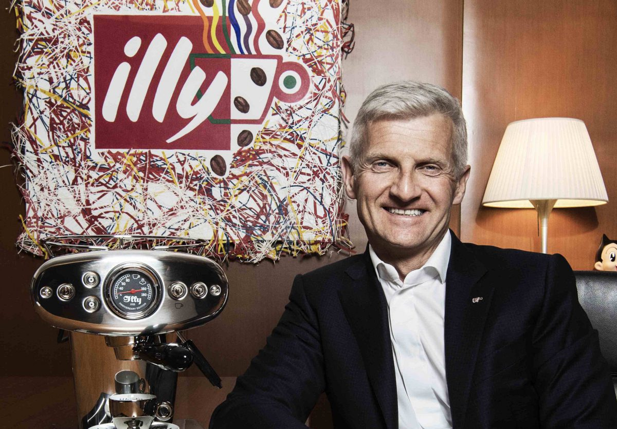 Andrea Illy, Presidente illycaffè S.p.A.
