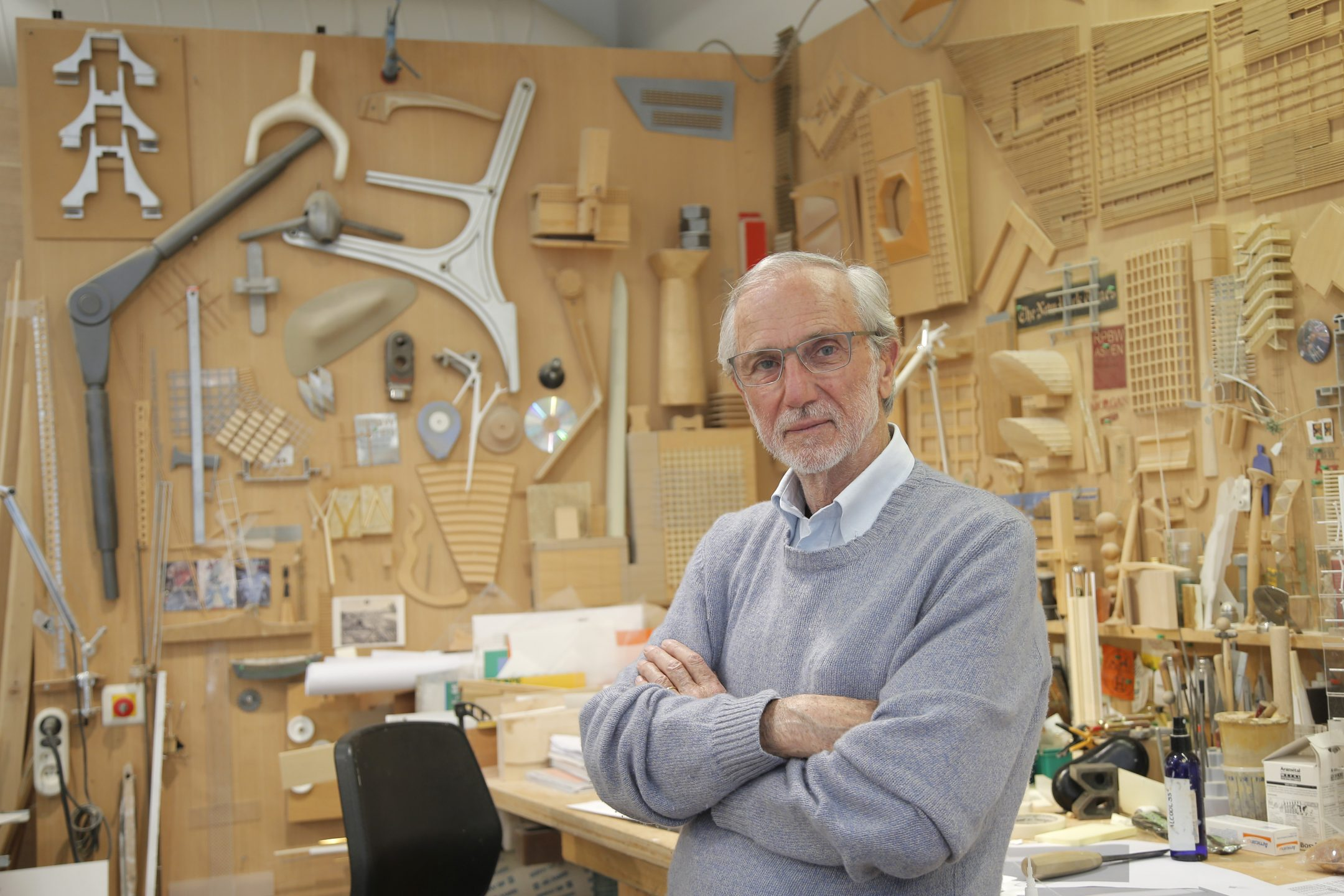 "Renzo Piano Nato A londra celebra renzo piano con ""the art of making buildings"""