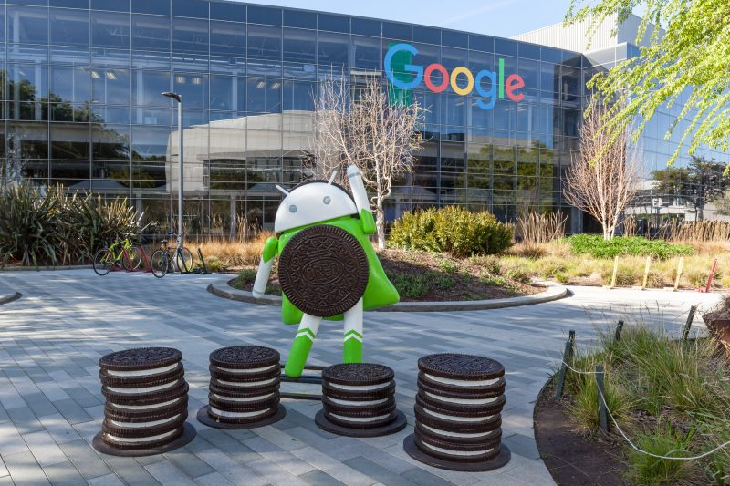 Quartier generale di Alphabet (Google)