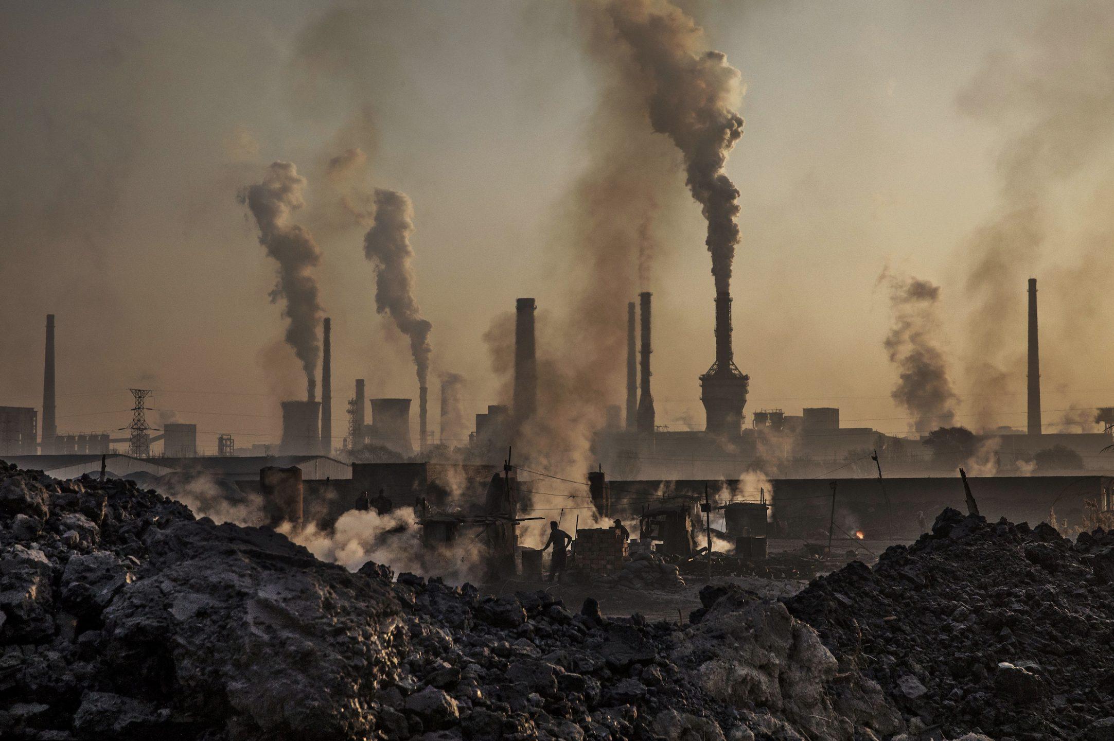 Fabbriche acciaio in Cina
