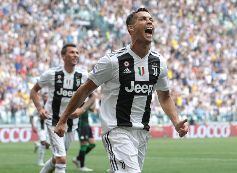 Cristiano Ronaldo - sportivi più pagati del decennio