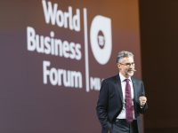Josef Nierling al World Business Forum