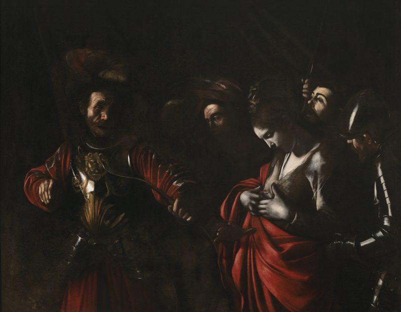 Caravaggio - Martirio di sant'Orsola