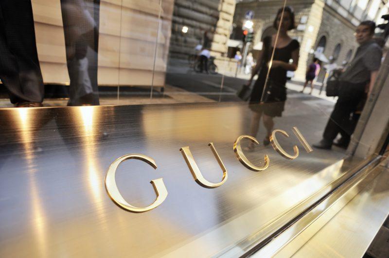 Gucci, il brand italiano di maggior valore economico
