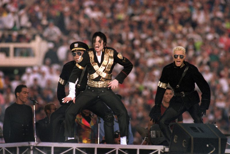 Celebrità morte: Michael Jackson