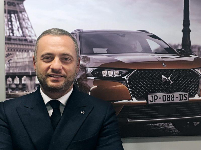 Francesco Calcara, direttore di DS Italia.