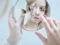 specchio rotto
