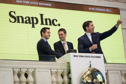 I fondatori di Snapchat