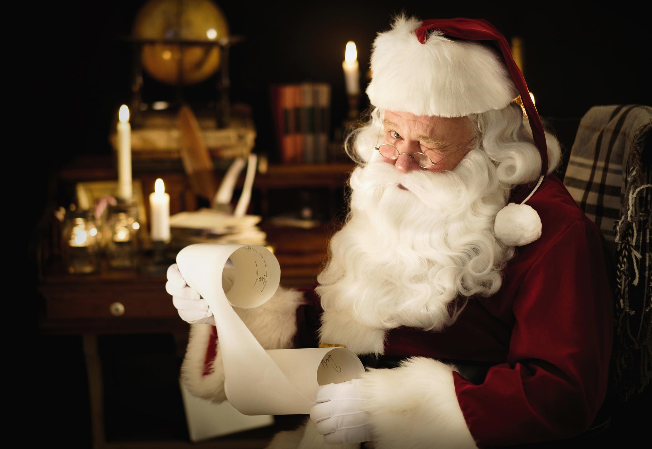 A Che Ora Arriva Babbo Natale.Ecco Come Babbo Natale Riesce A Consegnare Regali In Tutto Il Mondo In Una Notte