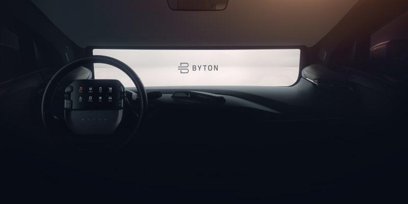 schermo byton