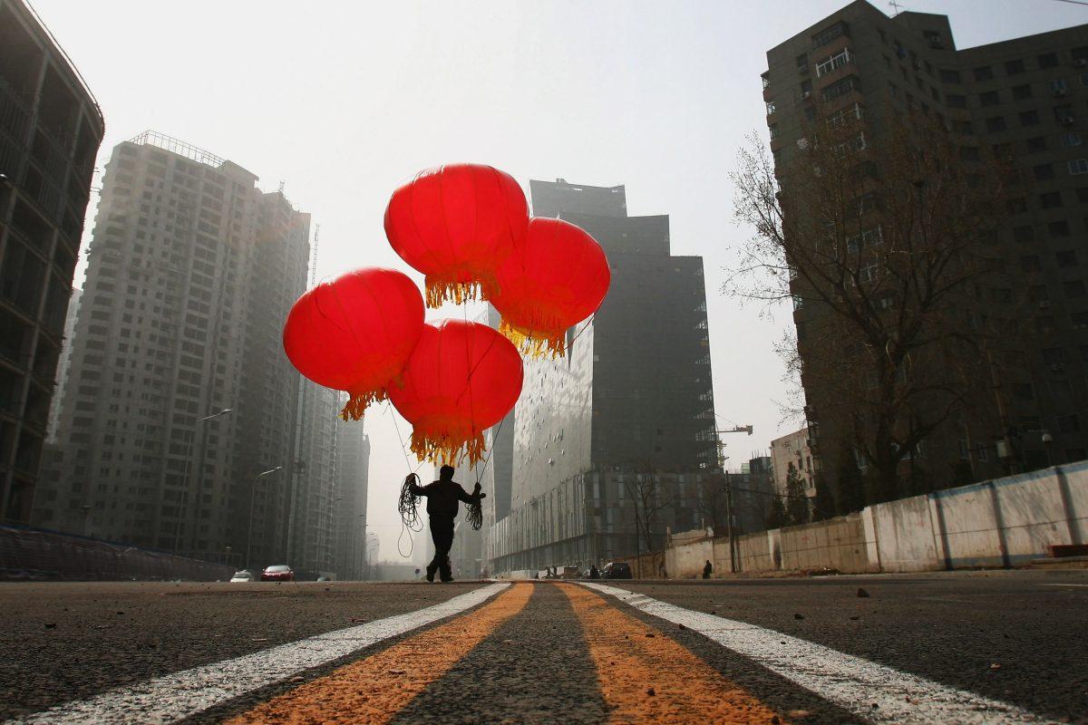 Investire in Cina nel Private Equity  nuovo quartiere di Pechino