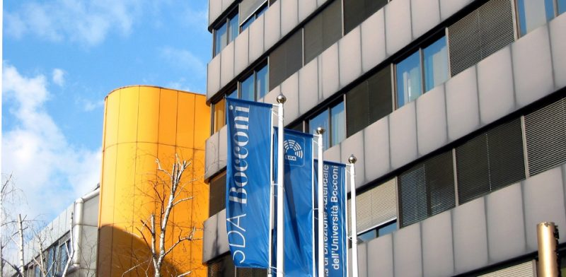 Sda Bocconi: terza nella classifica del Financial Times European Business School 2019