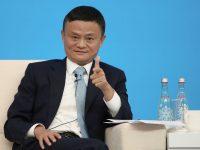 foto di Jack Ma