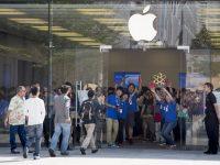 L'inaugurazione dell'Apple Store di Shenzen