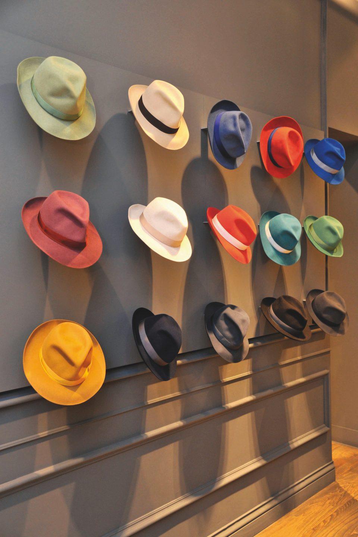 Alcuni cappelli della maison. (Shutterstock.com) 5a0217a902a0