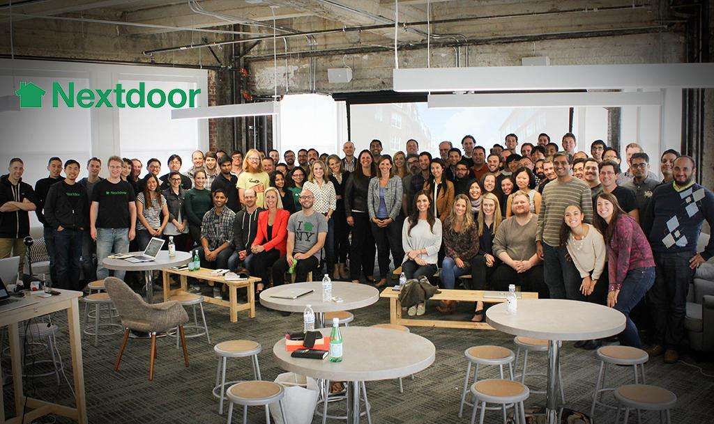 Il team di Nextdoor