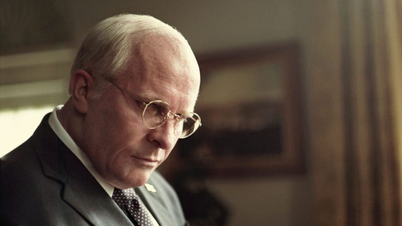 dick cheney interpretato da
