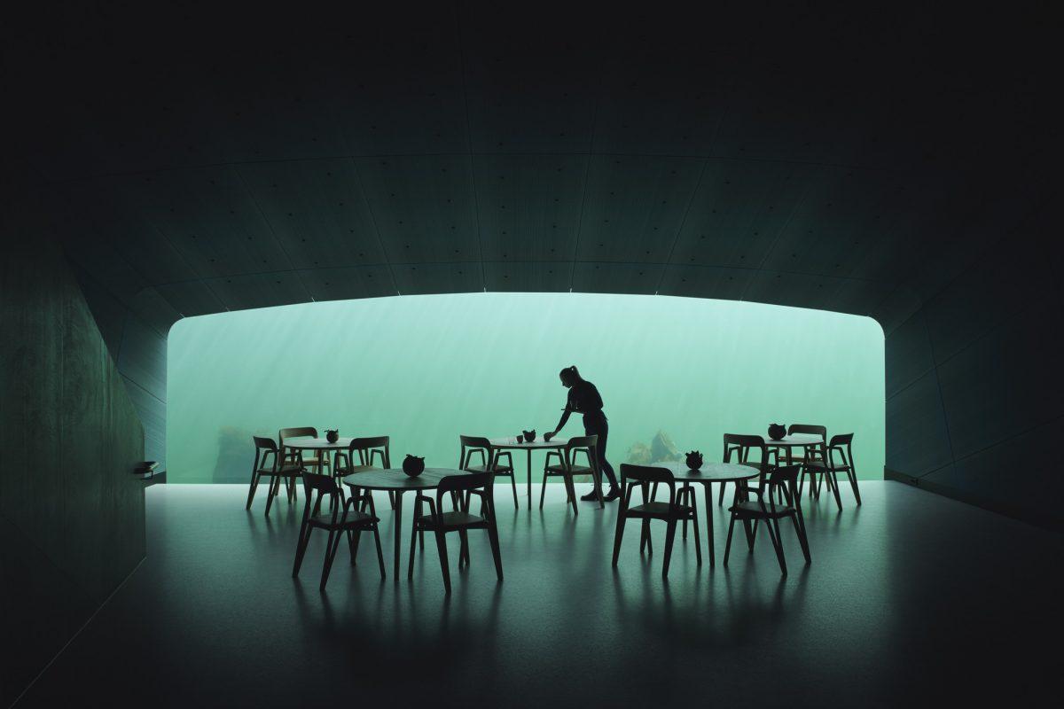 ristorante acqua sedie