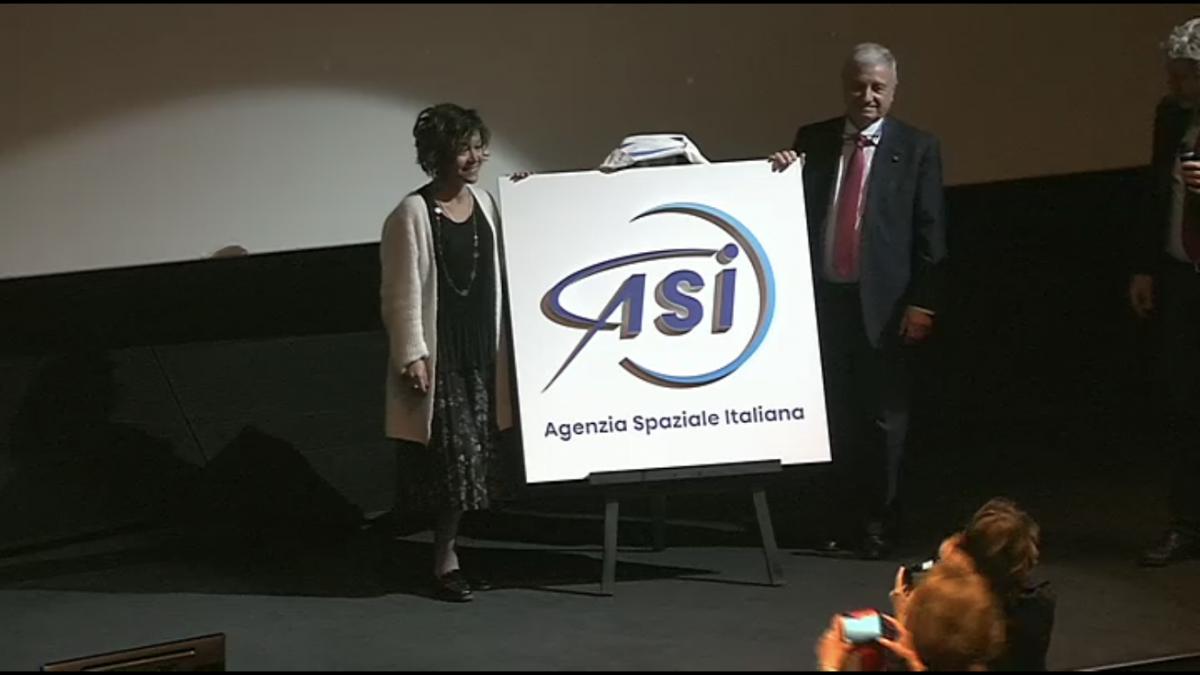 Agenzia Spaziale Italiana: il nuovo logo web Asi