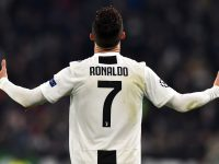 calcio, Cristiano Ronaldo Juventus Football Club