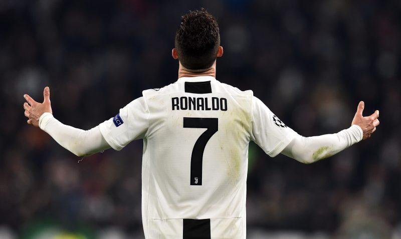 Cristiano Ronaldo Juventus calcio