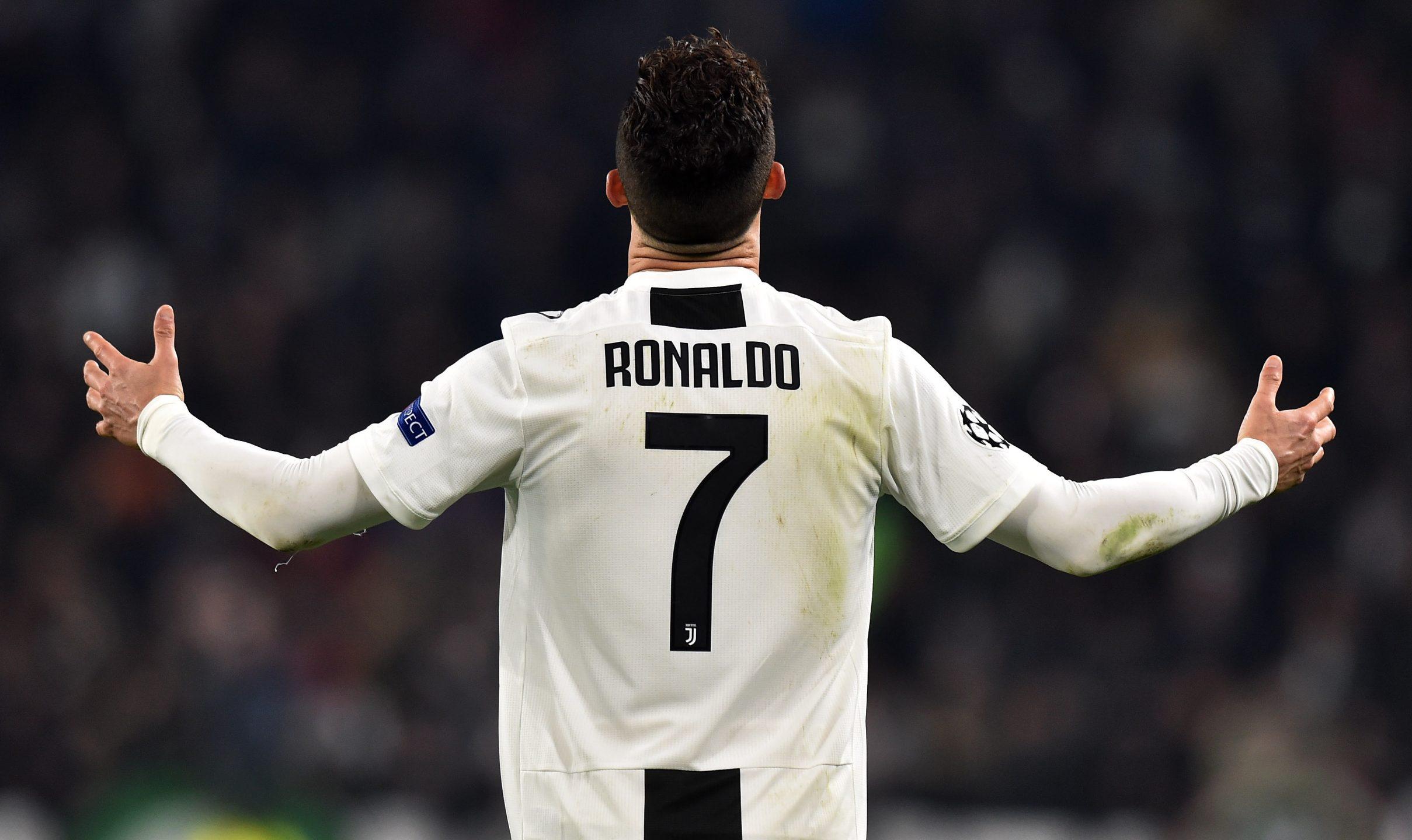 calcio ricavi, Cristiano Ronaldo Juventus Football Club