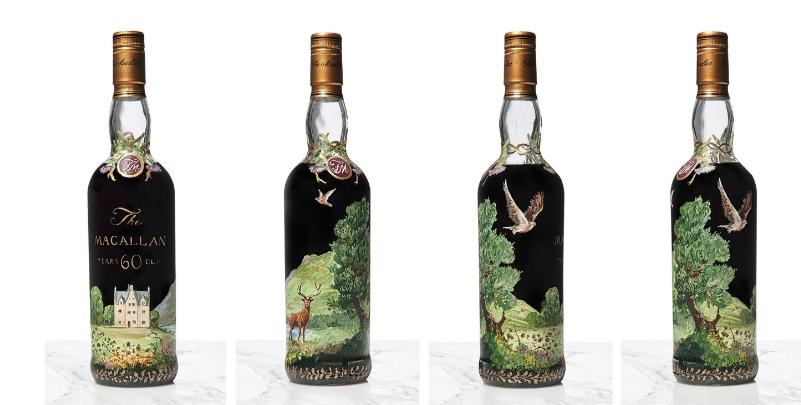 liquore bottiglia