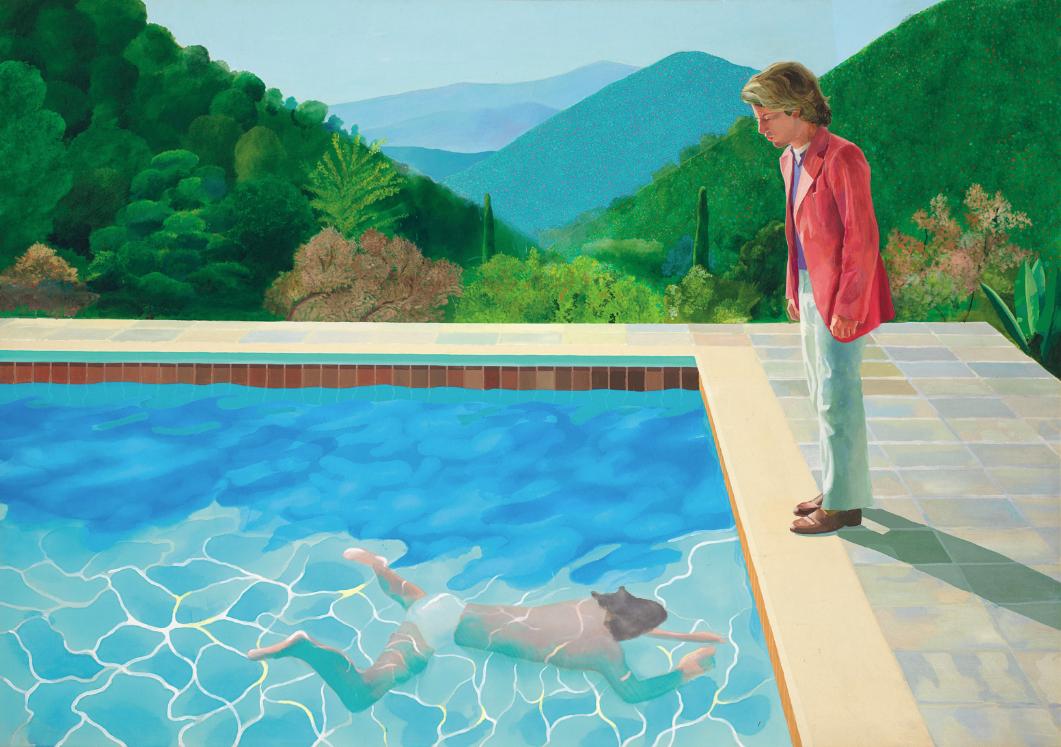 piscina persona