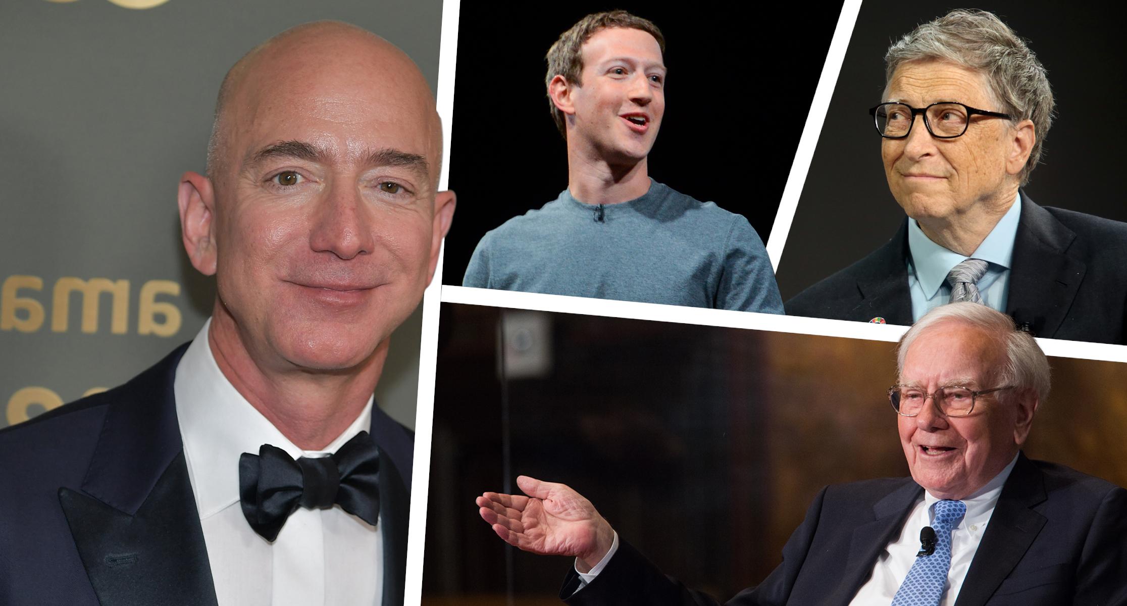 Miliardari più ricchi del mondo