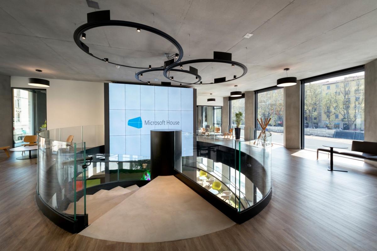 Uffici pi belli del mondo i 25 spazi dove lavorare for Uffici a milano