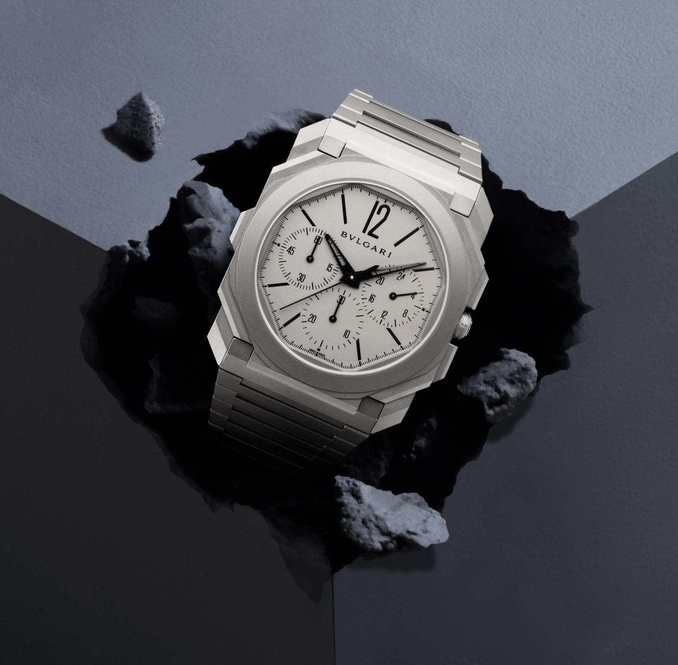 Orologio di lusso: Bulgari OCTO CHRONO
