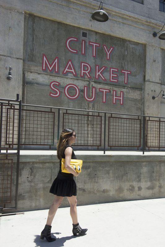 L'edificio di City Market South