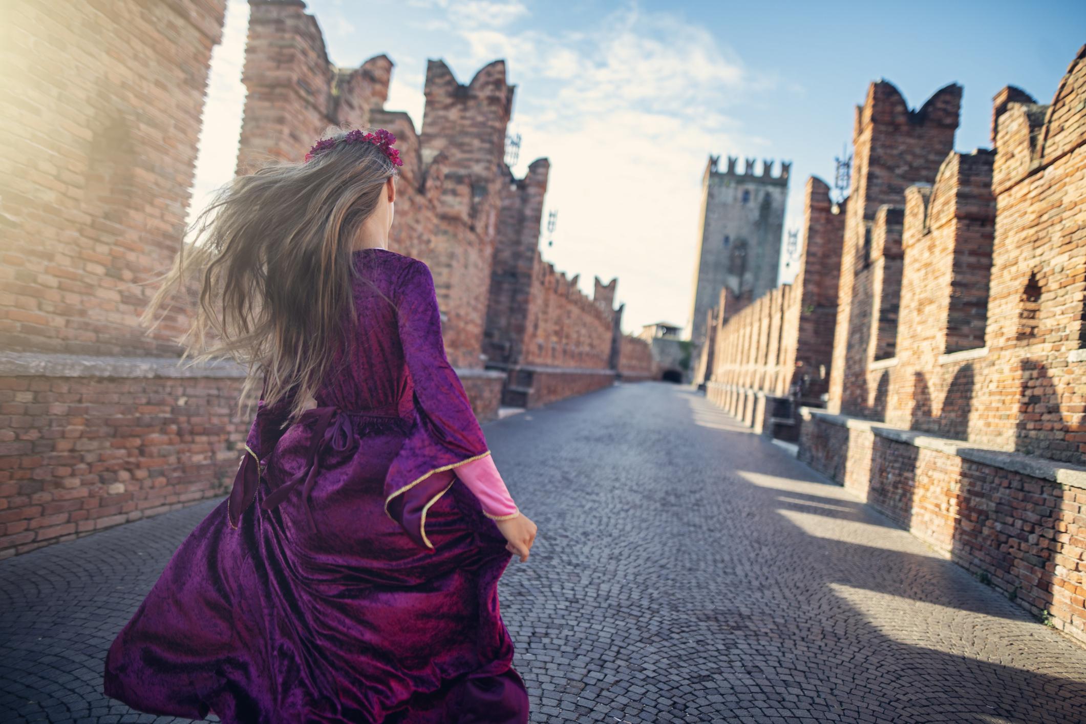 Principessa in un castello