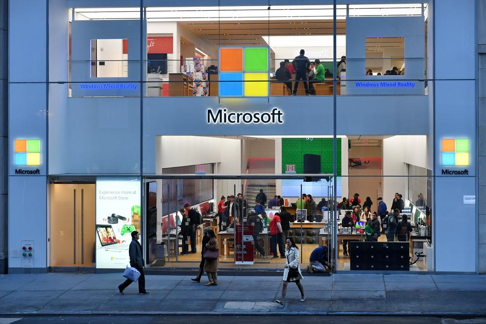 negozio microsoft