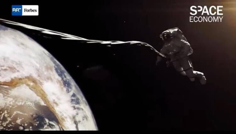 Forbes SPACE ECONOMY – Puntata 10