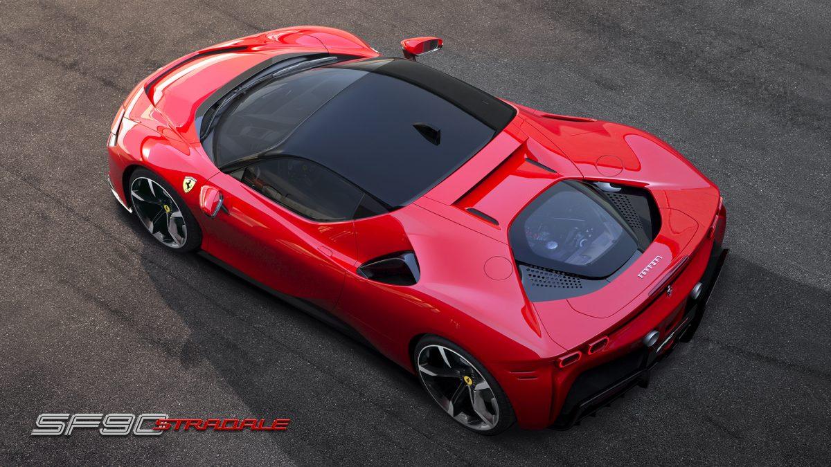 La Ferrari SF90 Stradale