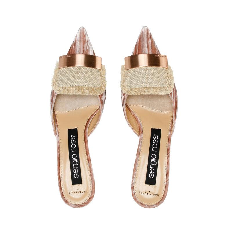 scarpe rosa